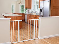 These Safety 1st Pressure-Mounted Walk-Through Gates are on sale from $35
