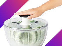 Buy this discounted salad spinner and eat your vegetables
