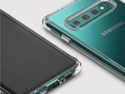 Keep your new Samsung Galaxy S10 intact from day one with this Ringke case sale