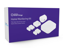 Transform your house into a smart home with Samsung's $100 SmartThings Home Monitoring Kit