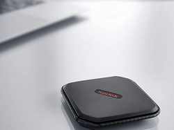 Save to the Extreme with this portable 250GB SanDisk SSD at one of its best prices ever