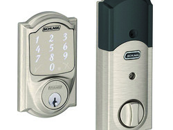 The $160 Schlage Sense smart lock is down to its lowest price ever