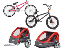 Ride over to Amazon and save 15% on Schwinn, Mongoose, and InStep bicycles and more