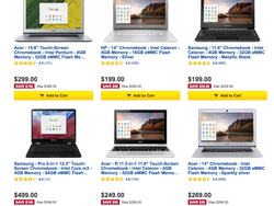 Save up to $100 on select Chromebooks at Best Buy