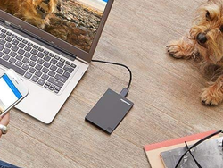 Seagate's $50 Duet 1TB external hard drive includes a year of Amazon Drive