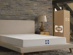 These Sealy memory foam mattresses are 30% off through the end of the day