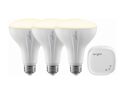 Pick up three Sengled smart bulbs bundled with a hub for $30 today only