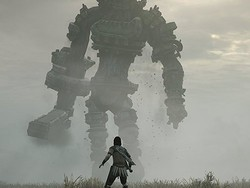 Play the highly-rated Shadow of the Colossus game on your PS4 for $30