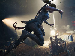 Explore a treacherous jungle in Shadow of the Tomb Raider on PlayStation 4 for $50