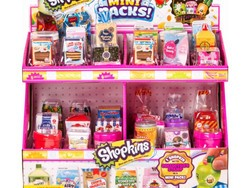 Surprise the kiddos with Shopkins Mini Blind Boxes for only $1 apiece