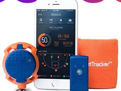 Improve your basketball game with the $110 ShotTracker