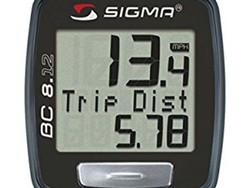 Keep track of your biking stats with this $13 Sigma Sport bicycle computer