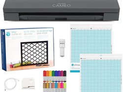 Get over 30% off the Silhouette Cameo 3 bundle and craft all the things
