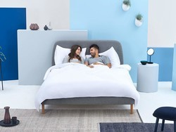 Sleep easy with 35% off SIMBA upholstered bed frames today only