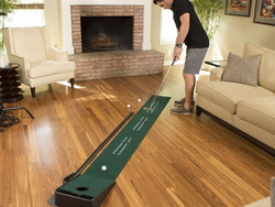 Add some fun to your office with the $30 SKLZ Indoor Putting Green
