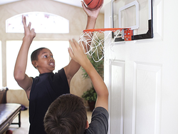 Score at home or in the office with the $20 SKLZ Pro Mini Basketball Hoop
