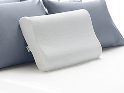 Replace your grody pillow with a new Sleep Innovations memory foam one for $20