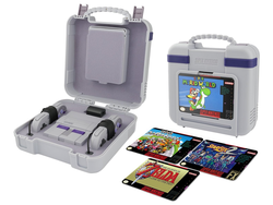 Protect your SNES Classic with this nostalgia-inducing $20 deluxe carrying case