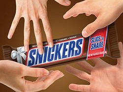 Need a dessert for the big game? This $8 giant 1-pound Snickers will do
