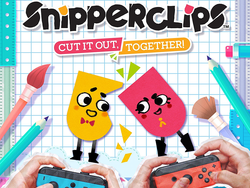 The puzzling Nintendo Switch game Snipperclips is down to $10 today