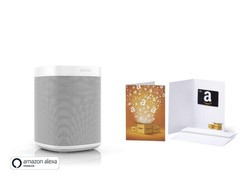 Get a Sonos One and $50 Amazon gift card for just $199