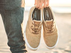 Slip on a new pair of Sperry shoes with an extra 20% off and free shipping