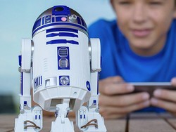 The Force will be with you and your new $40 Sphero R2-D2 App-Enabled Droid