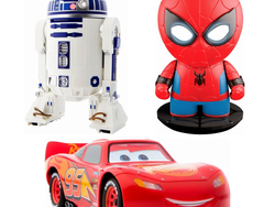 Sphero robots of Spider-Man, R2-D2, and other characters are on sale from $30 today