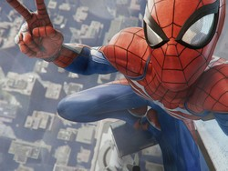 Clear the bad guys out of New York City with Marvel's Spider-Man video game on sale for $40