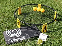 Get outside and play Spikeball with this discounted pro kit