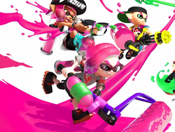 Enter the paint-splattered fray in Splatoon 2 on Nintendo Switch for just $45