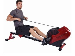 Get gainz with $100 off the Stamina ATS Air Rower at Woot today