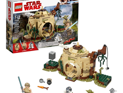 Build Yoda's Hut from Star Wars: The Empire Strikes Back with this $24 Lego set