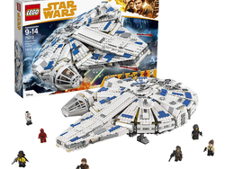 Lego Star Wars fans can snag the Kessel Run Millennium Falcon set at $55 off its regular price