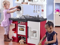 Treat the kiddoes to this Step2 Coffee Time Play Kitchen Set at almost $30 off