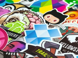 Score 10 custom die-cut stickers for only $1 with free shipping