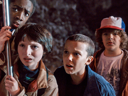 Show what you know about the Upside Down with 20% off the Stranger Things Screen Test game