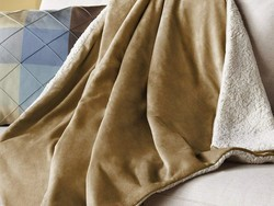 Beat the cold with this $40 Sunbeam Heated Throw Blanket