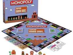 This Collector's Edition merges Monopoly with a Super Mario Bros. twist for $28