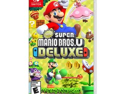 Pre-order the New Super Mario Bros. U Deluxe for the Nintendo Switch for $48