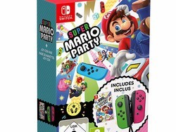 Pre-order the Super Mario Party and Joy-Con bundle and save