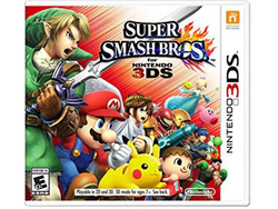 Battle with Mario, Link, and Pikachu in Super Smash Bros. on Nintendo 3DS for $29