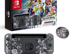 Pre-order the Nintendo Switch Super Smash Bros. Ultimate Edition Console and save