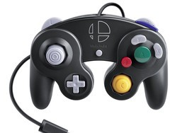 The Super Smash Bros. Ultimate GameCube Nintendo Switch Controller is up for pre-order on Amazon!