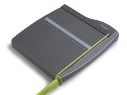 Slice precisely with this $13 Swingline paper trimmer