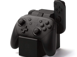 Power up your Nintendo Switch Pro controller and Joy-Cons with this $25 charging dock