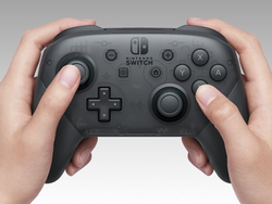 Pick up a Nintendo Switch Pro Controller for just $53