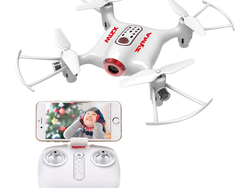 New pilots will have a blast flying the $29 Syma X21W Mini RC Drone