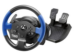 Rule the road with the $120 Thrustmaster T150 racing wheel