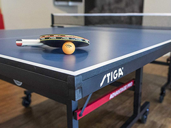 Perfect your backhand with up to 35% off table tennis essentials today only